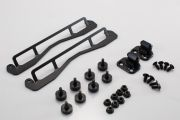 Adapter kit for PRO side carrier For Shad. Mounting of 2 cases. KFT.00.152.35700